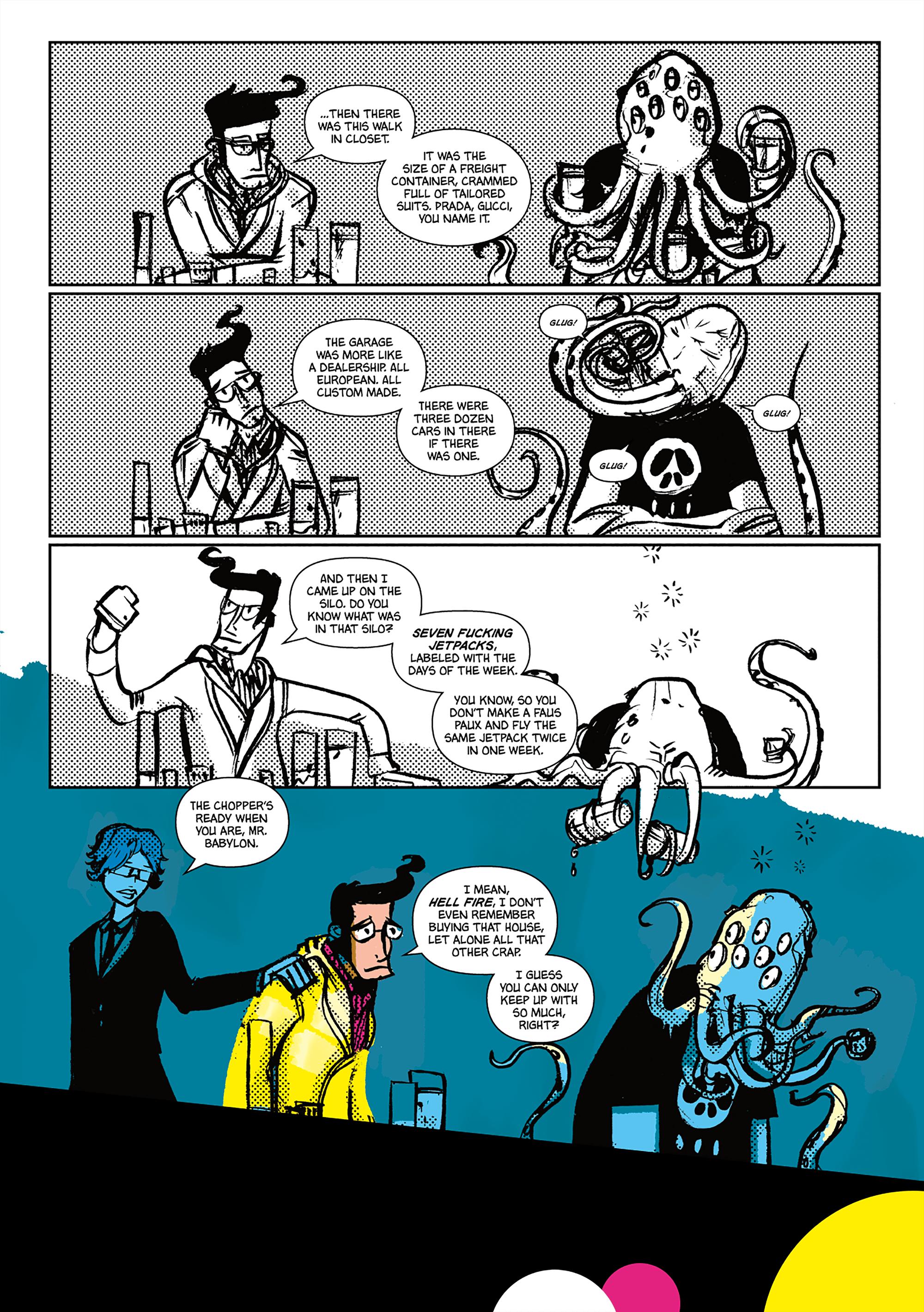 Randy Babylon page 1