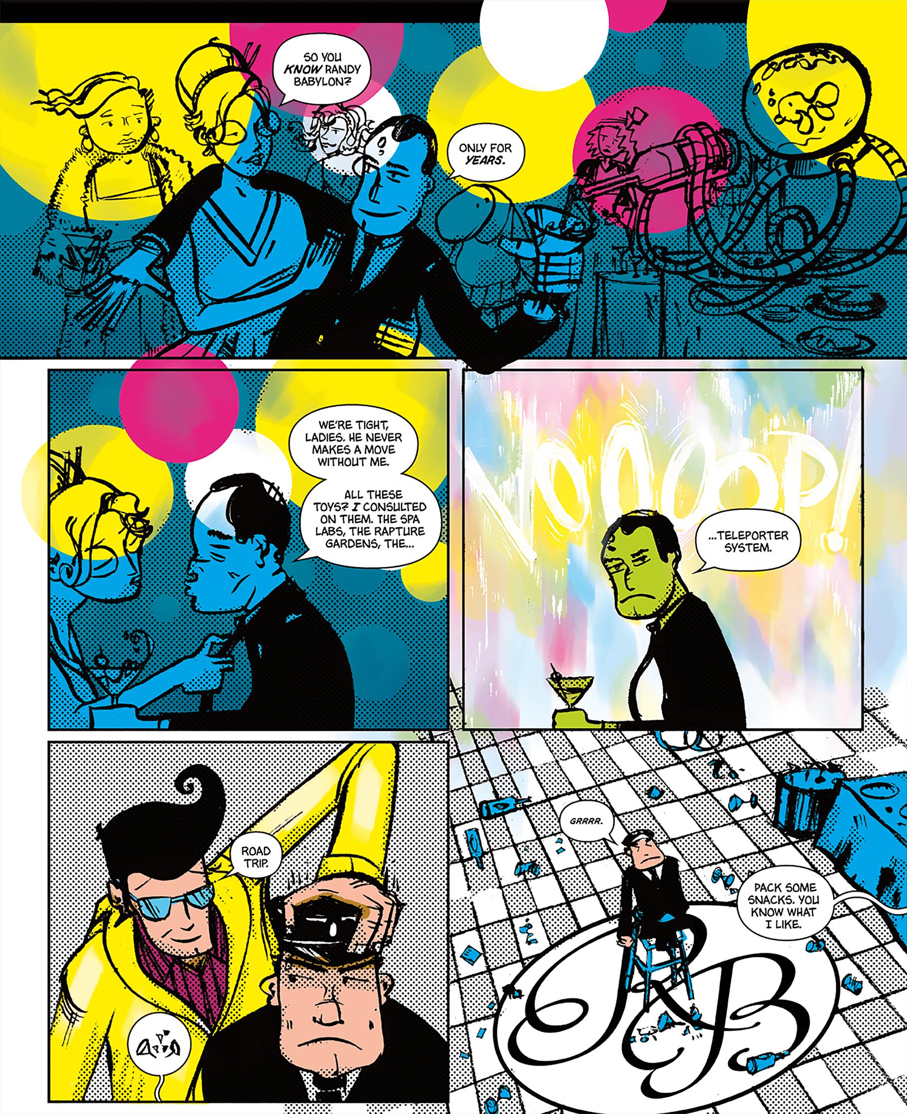 Randy Babylon page 2